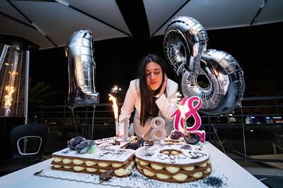 Festa 18 anni Giulia